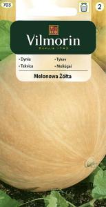 Vilmorin_703_Tykev_obrovska_Melonowa_Zolta